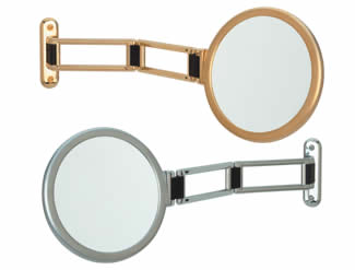 Baci travel makeup mirror - Piccolo P2
