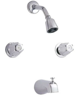Quality tub & shower sets by Banner