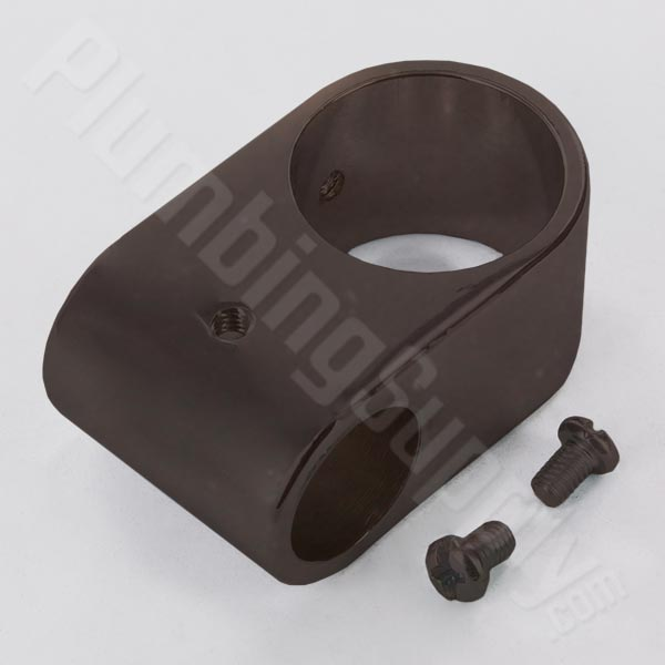 Barclay 336 double eye loop fitting in Oil Rubbed Bronze