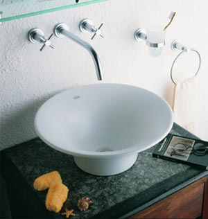 Barclay Andros vessel sink