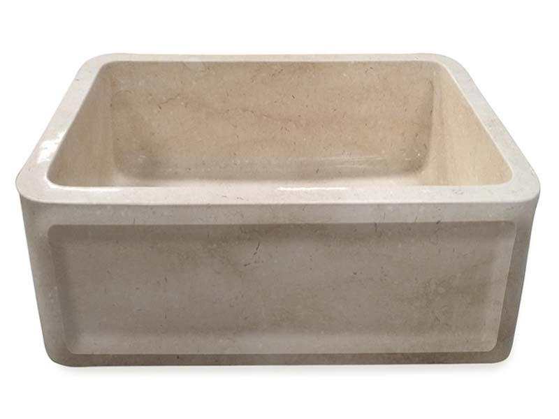 Marble Farmhouse Apron Front Kitchen Sinks