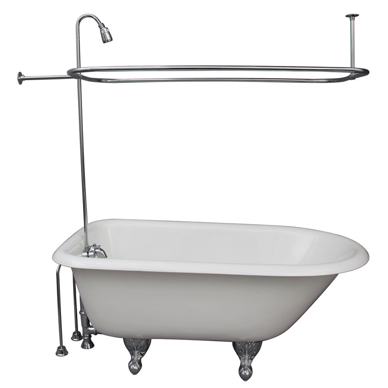 Converto Shower Kits For Clawfoot Tubs - Clawfoot tub shower fixtures