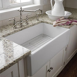 Barclay Fireclay Apron Front Kitchen Sink