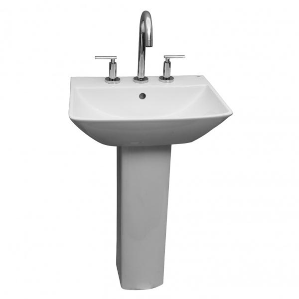 Barclay Summit 500 pedestal lavatory sink