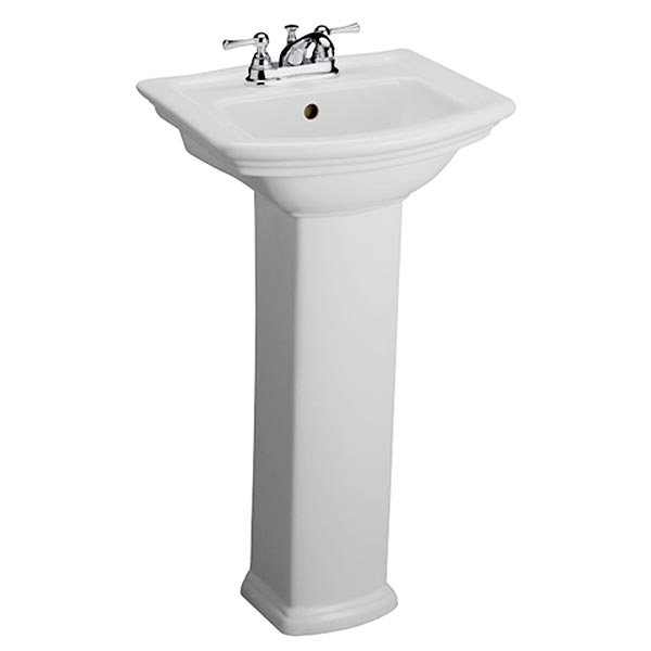 Barclay Washington 460 pedestal sink