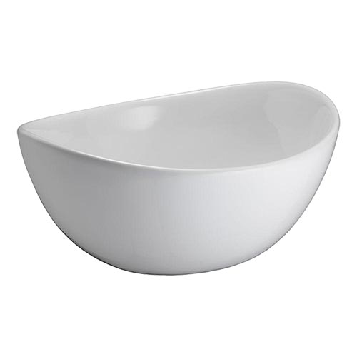Barclay Cascade vitreous china above counter sink