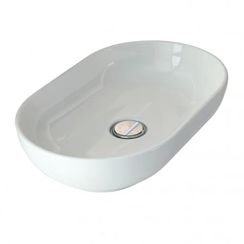 Barclay Harmony Oval Vitreous China Above Counter Sink