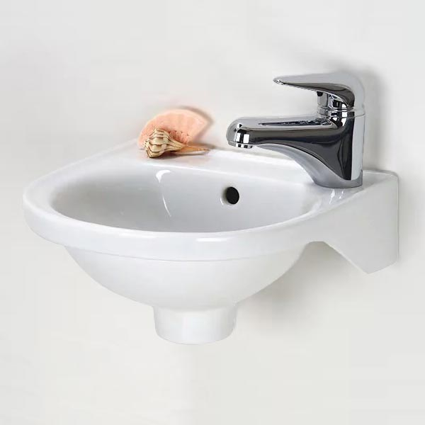 Barclay wall hung basin - Rosanna
