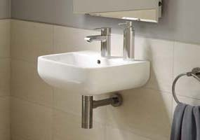 Barclay Series 600 pedestal lav