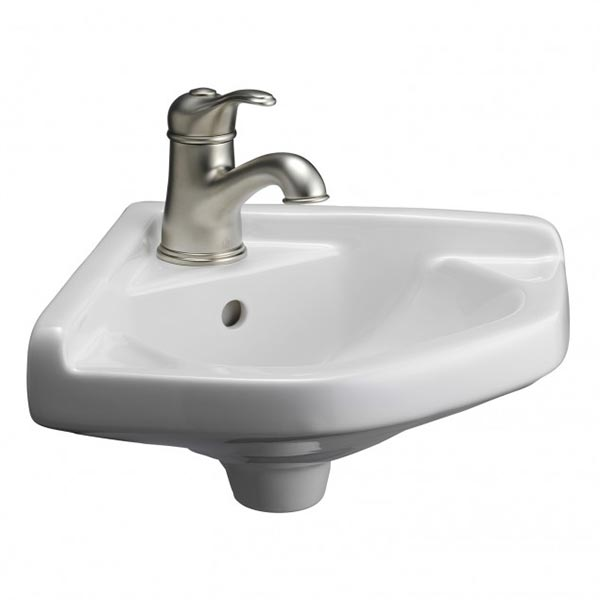 Wall Mounted Sinks For Small Bathrooms
