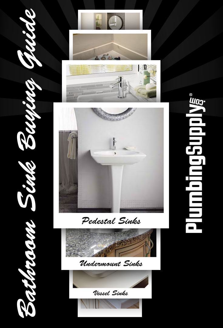 It's easy to choose a new bathroom sink based largely on looks. Design and appearance are important, but there are plenty of other considerations to take into account. Learn what to look for when you're buying a new bathroom sink, and how to make the right choice for your needs.