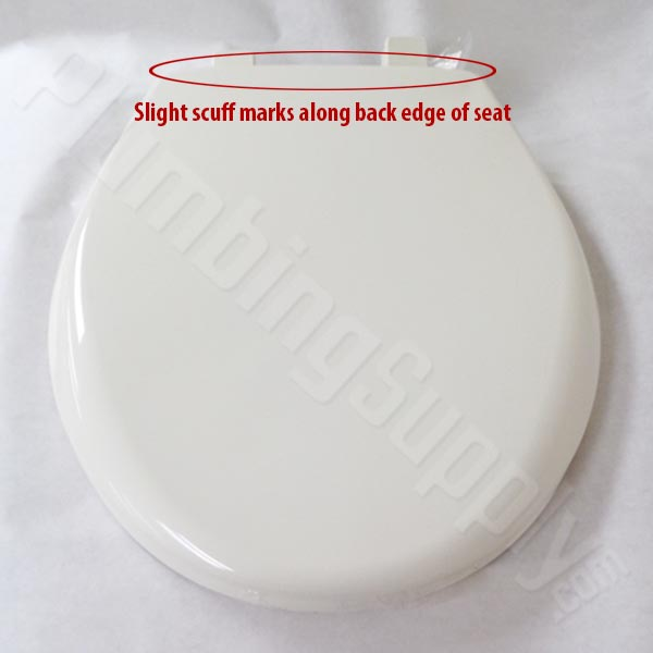 Round Regular Front Style Toilet Seats In Many Different