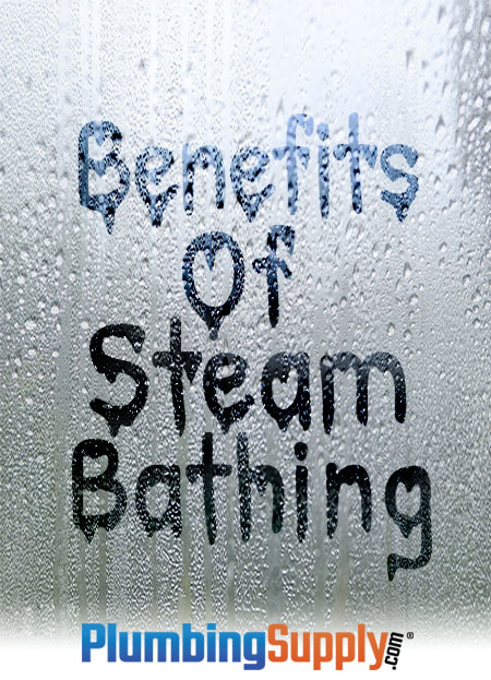 Steam bathing can help improve your health, complexion, and stress levels. Learn more about choosing and installing an affordable at-home steam shower.