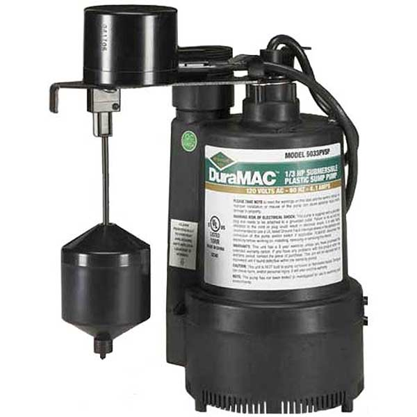 Best Pumps for Excess Water & Flooding