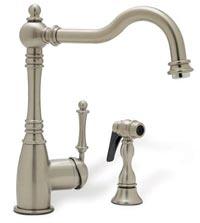 Blanco kitchen faucet - Grace faucet w/ spray