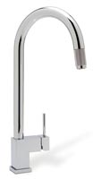 Blanco kitchen faucet - Cubiq w/ pulldown spray