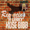 Replacing a leaky hose bibb