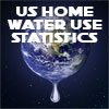 US Home Water Use Statistics