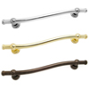 Wave grab bars