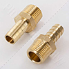 Brass Barbed Male Adapter