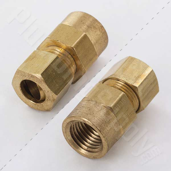 Brass Compression Fittings and Adaptors