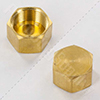 Brass Compression Cap