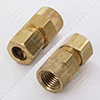 Brass Compression x FIPS Adapter