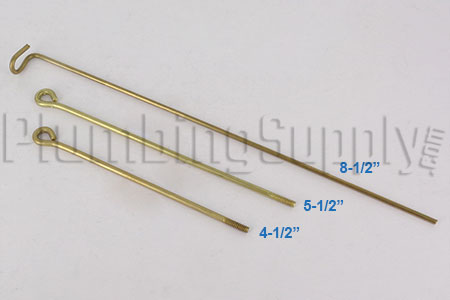 Upper lift wire
