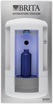an image of the Brita Hydration Station bottle filling station