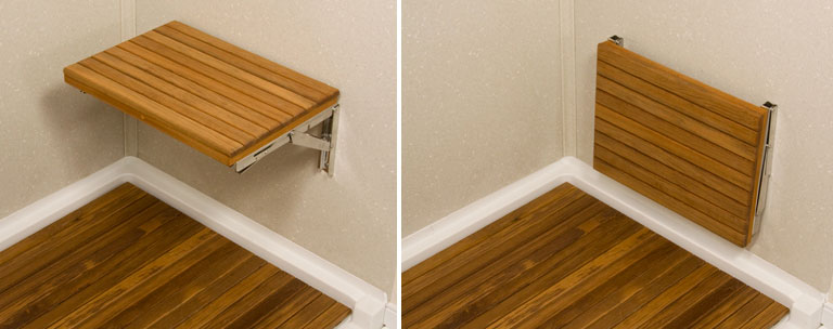bathroom shower seats wall mounted | My Web Value