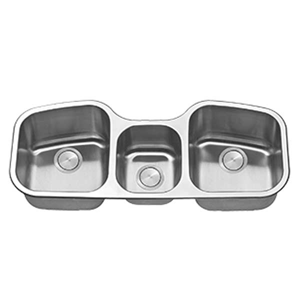 Stainless Steel Kitchen Sinks by C-Tech