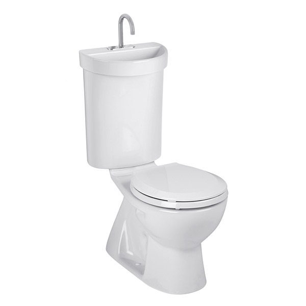 Caroma Profile Smart Two-Piece Toilet