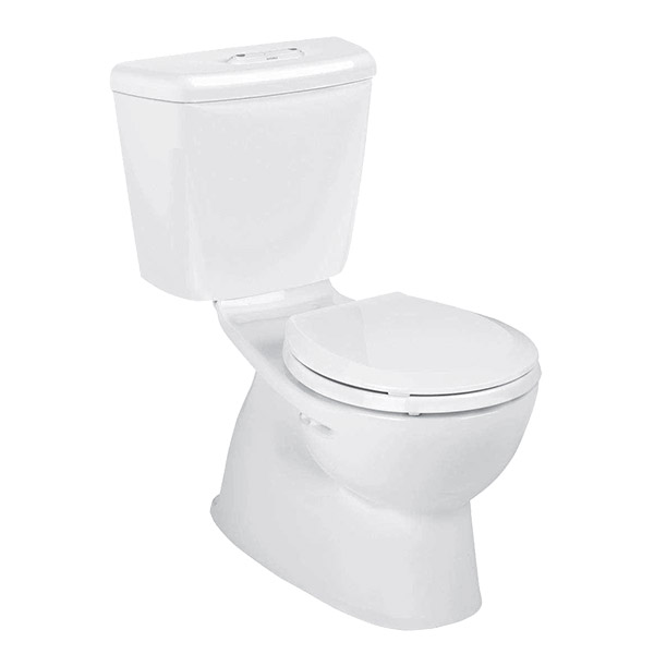 Caroma Sydney Smart Two-Piece Toilet - Tank #622322