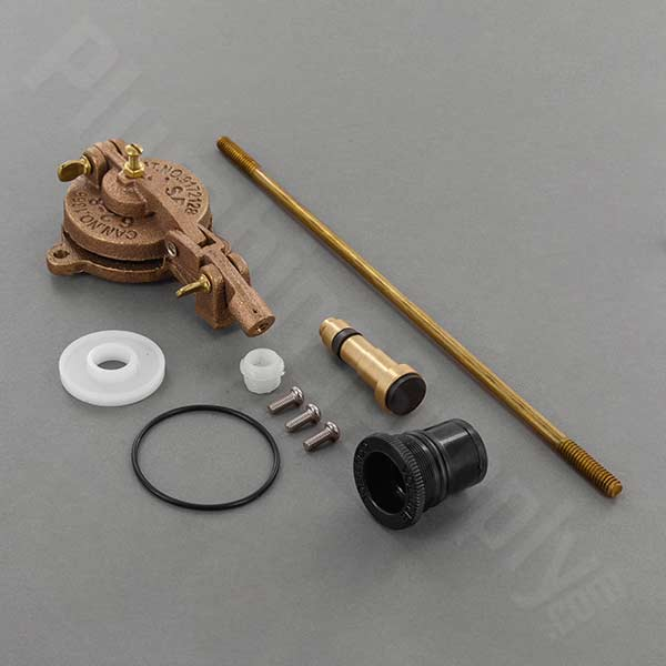 Toilet Repair Parts For Case And Briggs Model S 6005 And 9000