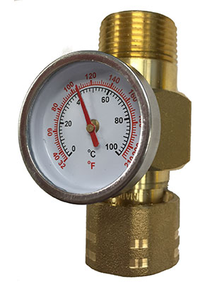 Scald Guard Thermostatic Mixing Valves From Cash Acme