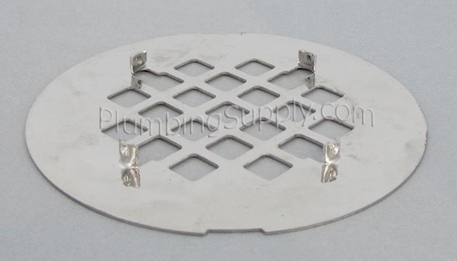 Shower Drain Covers For Acrylic Fiberglass Metal And