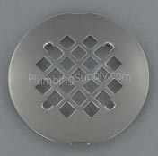 replacement chrome drain cover