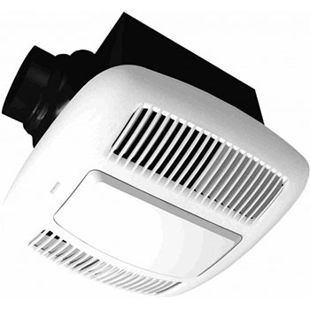Economy Plus lighted ceiling exhaust fan