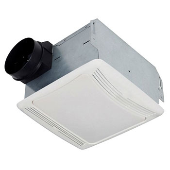 Standard Plus lighted ceiling exhaust fan