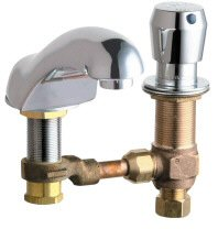 chicago metering faucets