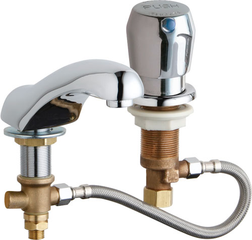 Water Saving Metering Faucets From Chicago Faucets
