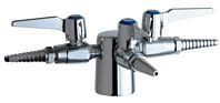 Turret Faucet With 3 Valves