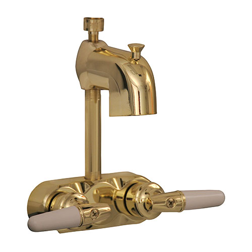Old Fashioned Style Tub Amp Faucets And Antique Plumbing