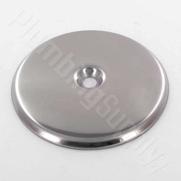 3inch OD stainless steel cleanout cover