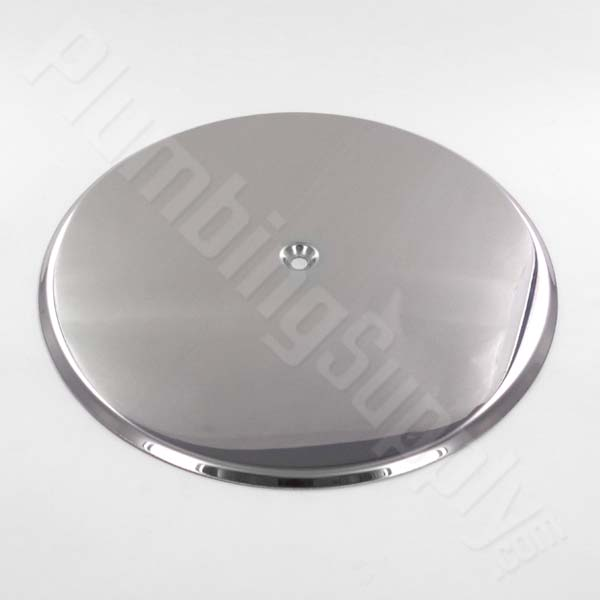 8inch OD stainless steel cleanout cover