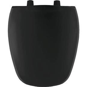 Regular toilet seat - Black