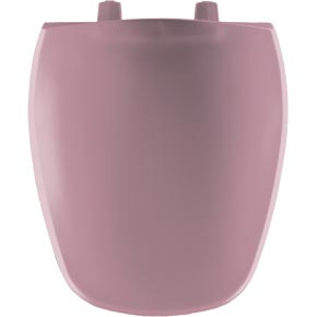 Regular toilet seat - Dusty Rose
