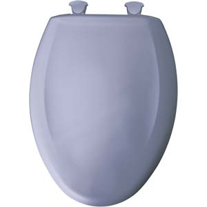 Bemis elongated toilet seat - Skylight