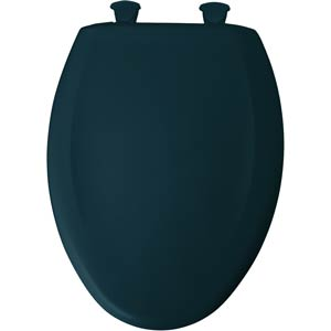 Bemis elongated toilet seat - Verde Green