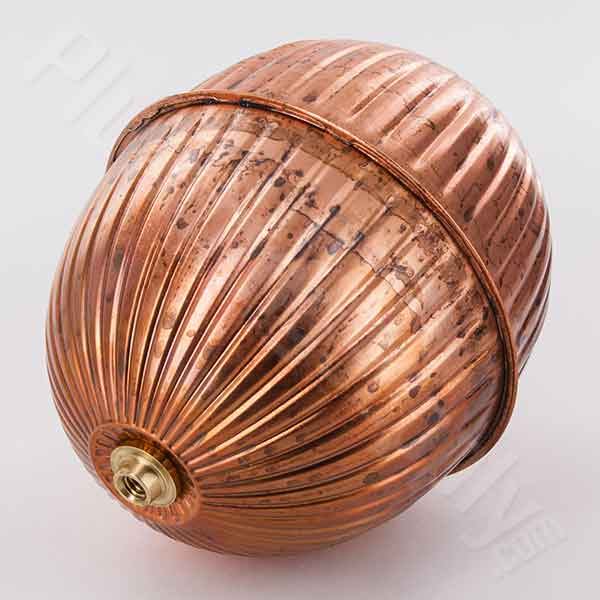 copper float ball